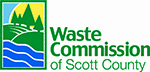Waste Commission of Scott County logo